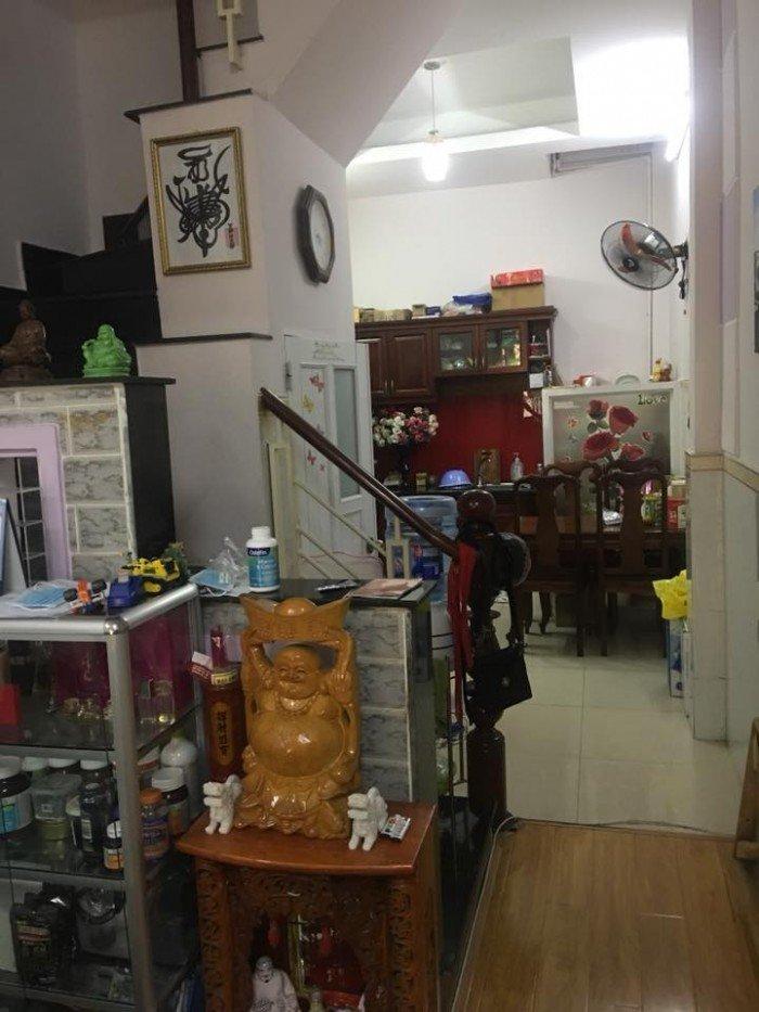 Bán nhà riêng tại Đường Đồng Đen, Phường 14, Tân Bình, Tp.HCM diện tích 38m2