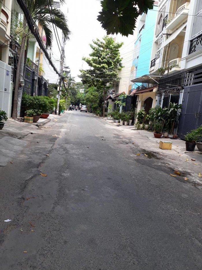 Bán nhà Phường 12 Quận Tân Bình, Đường Nguyễn Minh Hoàng 10,7 tỷ