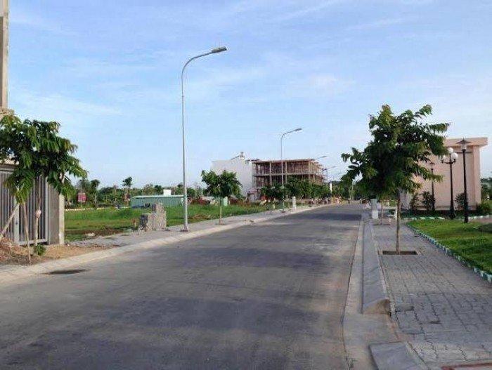 Bán đất biệt thự, phường Bình Trưng Đông, Quận 2, đường Nguyễn Duy Trinh, Sổ riêng