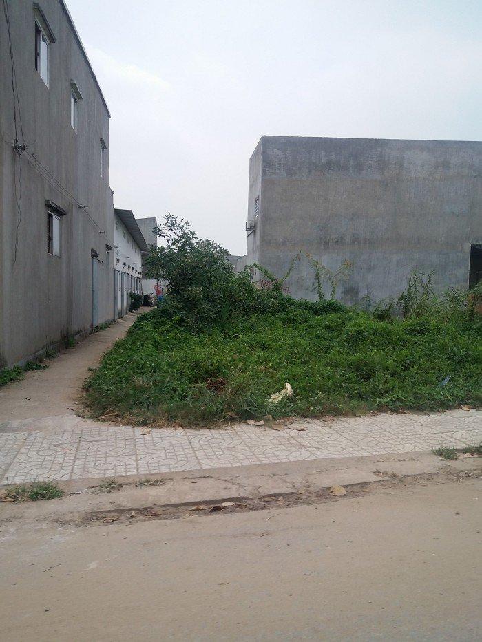 Đất mặt tiền QL50 shr ngay công an huyện giá 639tr