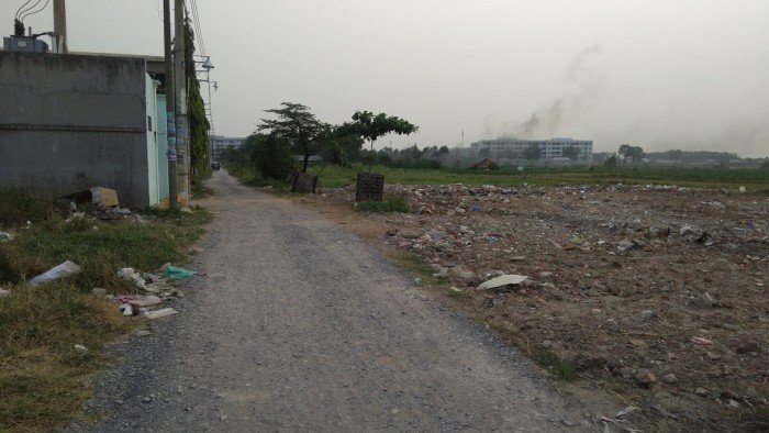 Cần bán đất ở khu dân cư đường 1a Vĩnh Lộc B, Bình Chánh DT: 4*26