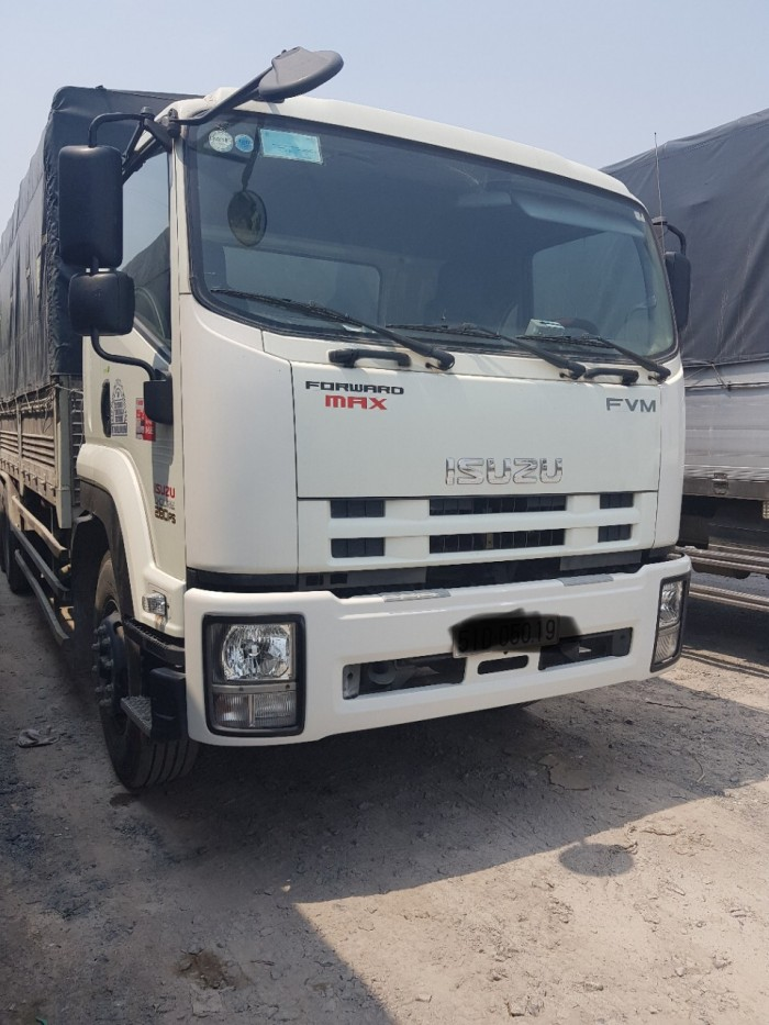 Xe tải isuzu 15,5 tấn