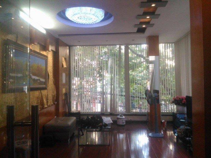 Bán Biệt thự phân lô Công an 5T thang máy  Trung Kính-Trần Duy Hưng -Cầu Giấy 75m, MT 7.2m