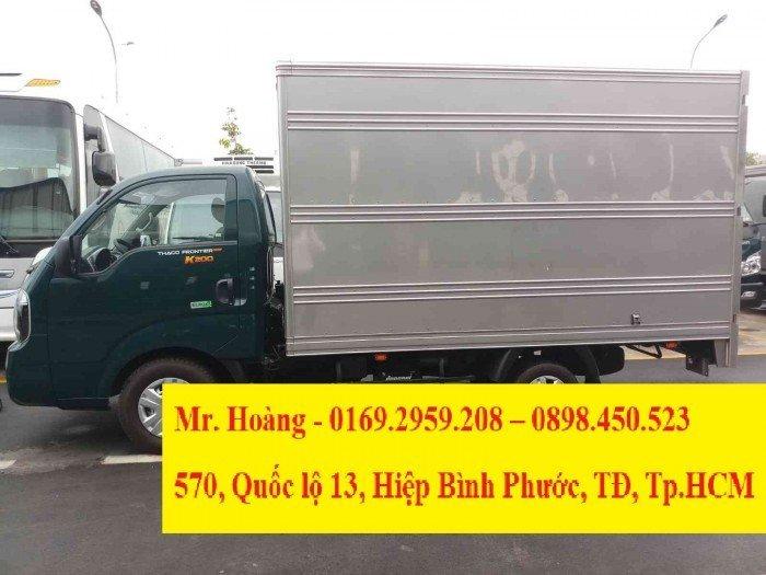 Giá xe tải Kia EURO4 - Giá xe tải Kia K200 -Giá cạnh tranh , giao xe nhanh