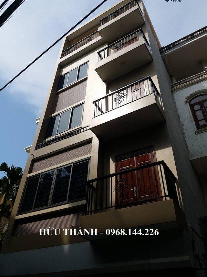 Thái Hà - 65m2 x 5 tầng, MT 5.5m, Ô tô tránh, KD - Văn Phòng 9.9 tỷ