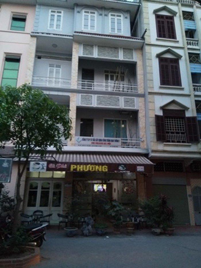 Bán nhà mặt phố Trần Đăng Ninh 55m2, 5 tầng