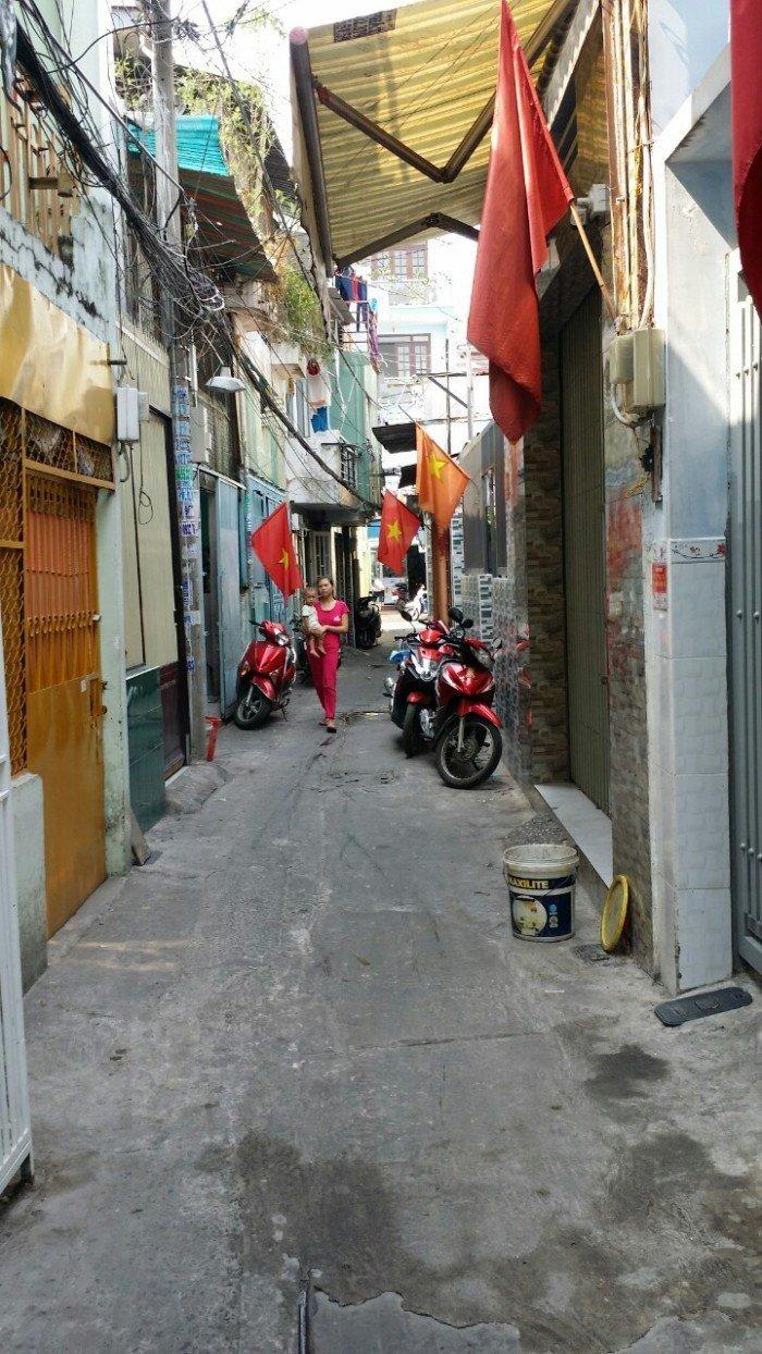 Nhà giá rẽ 2/2/ Lê Thúc Hoạch  ,dt 3,3m x8,7m NH 3.5m P.Phú Thọ Hòa