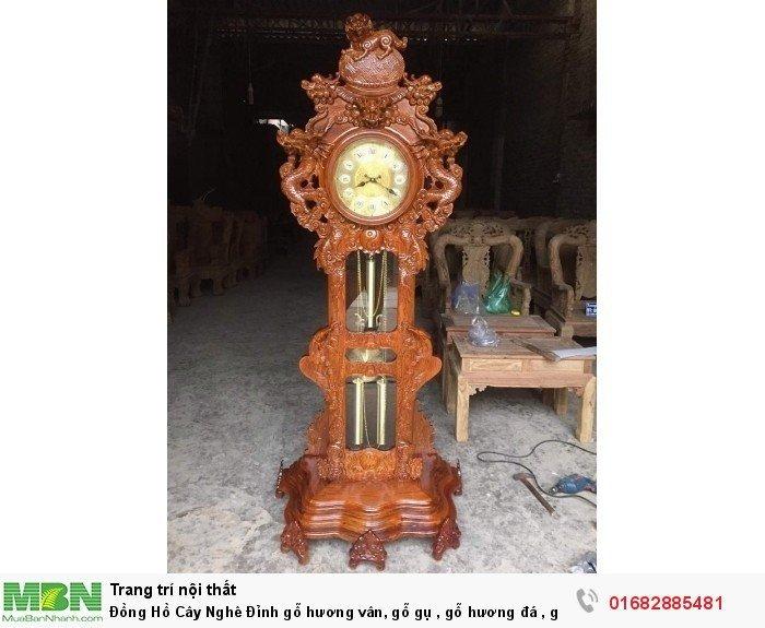 Đồng Hồ Cây Nghê Đỉnh0