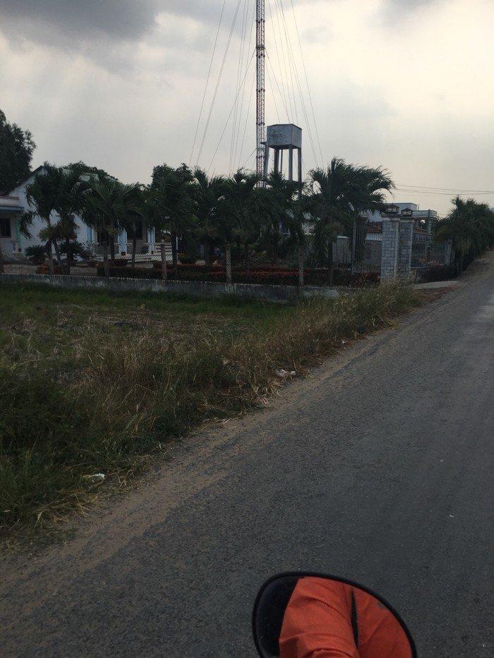 Bán đất đường oto, xã Hưng Long, huyện Bình Chánh