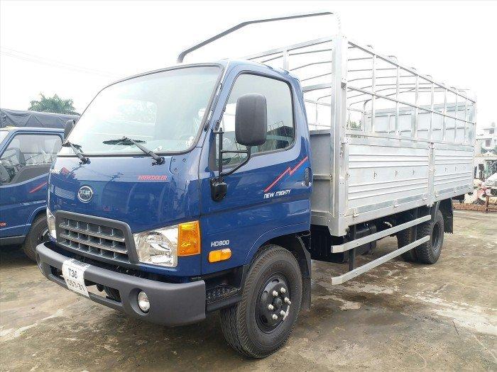 Xe tải 8 tấn Veam 8 tấn HD800 thùng mui bạt, giá tốt 1
