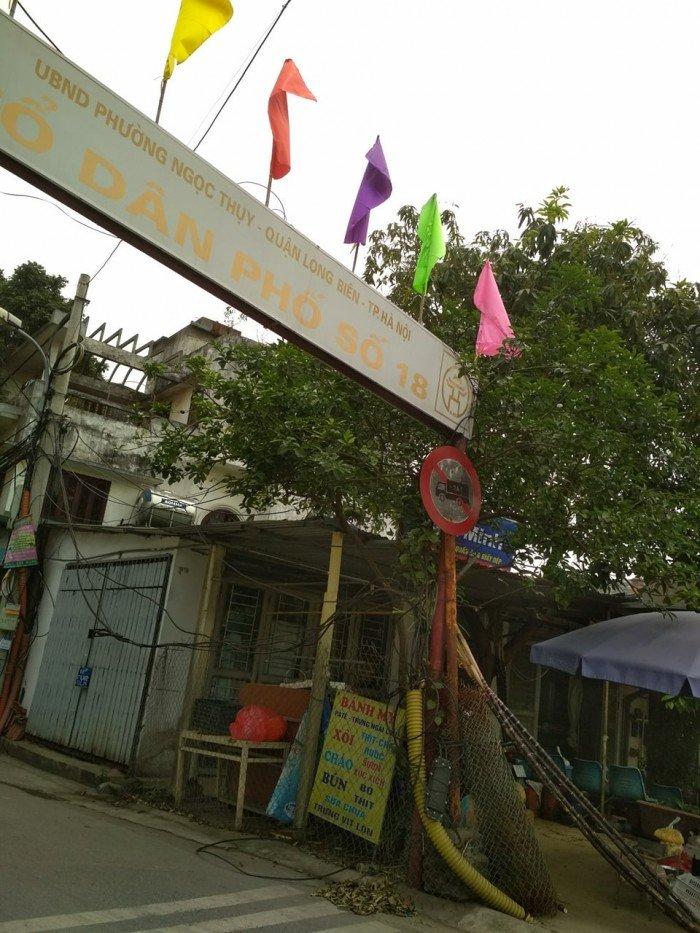 Bán đất ngõ 344 Ngọc Thụy diện tích 99.5m ô tô đỗ cửa giá cực rẻ.
