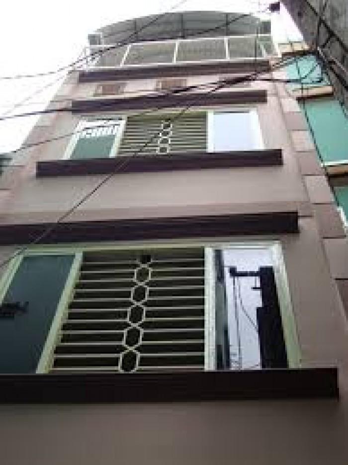 Nhà 3 tấm Mặt Tiền Nguyễn Thị Thập 120m2 có 4 phòng ngủ Bán Sổ Hồng Riêng LH
