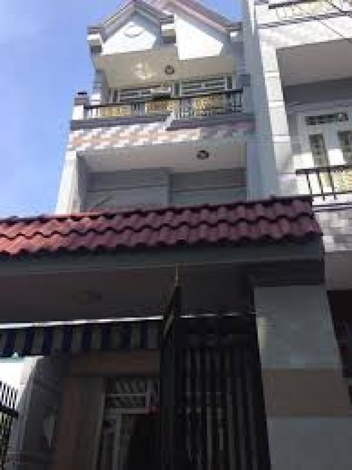 Nhà Phố 3 tấm 110m2 mặt tiền Nguyễn Đình Chiểu Quận 3 Sổ hồng riêng