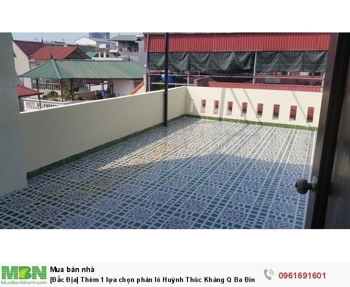 [Đắc Địa] Thêm 1 lựa chọn phân lô Huỳnh Thúc Kháng Q Ba Đình, nhà đẹp.