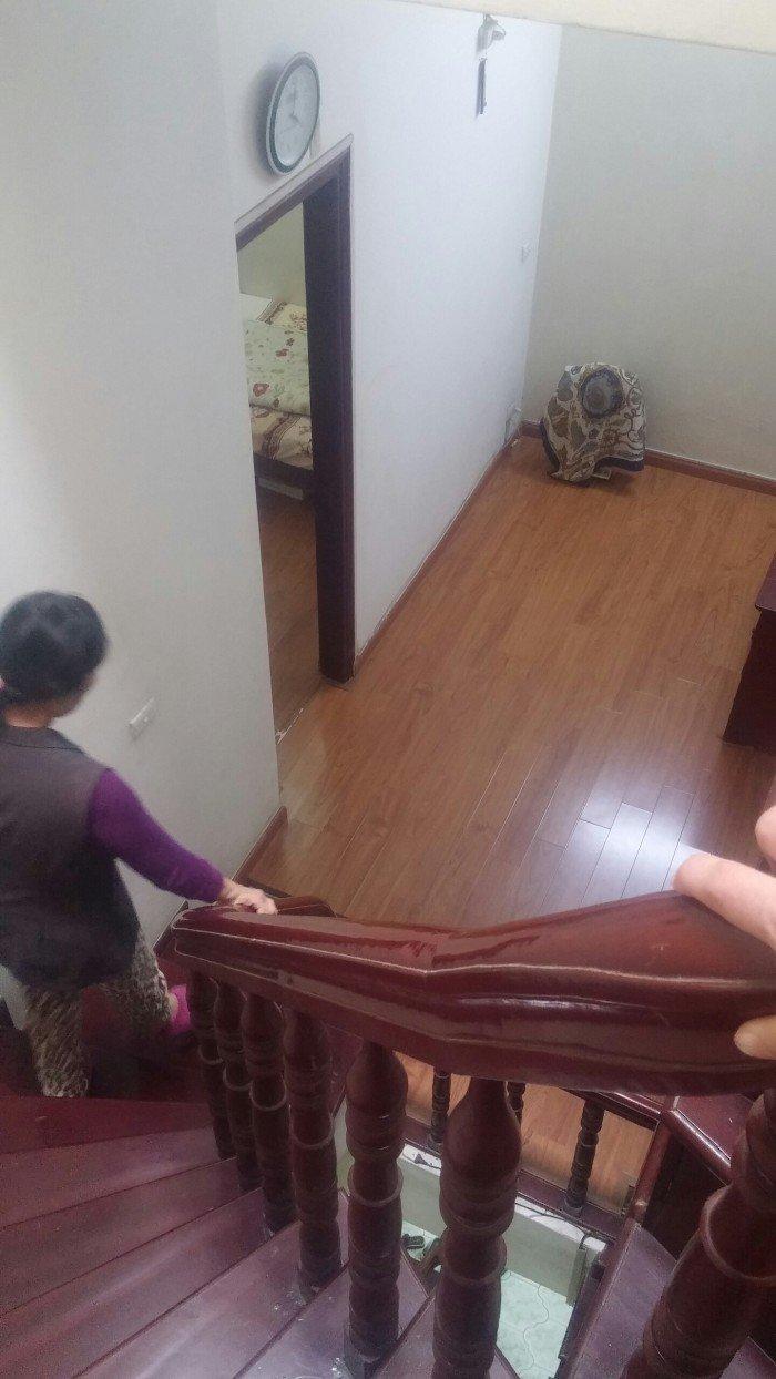 Bán nhà ngõ 156 Hồng Mai, 75m2x4 tầng ô tô đỗ cửa