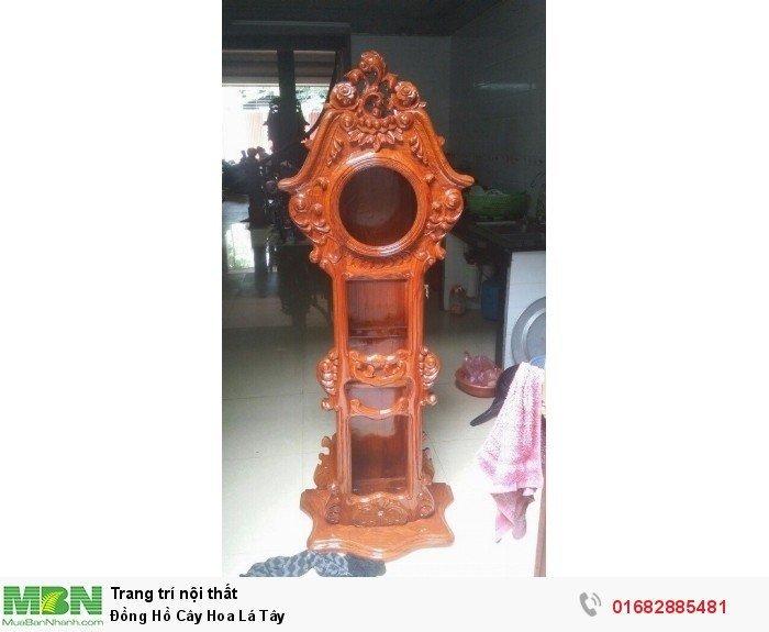 Đồng Hồ Cây Hoa Lá Tây3