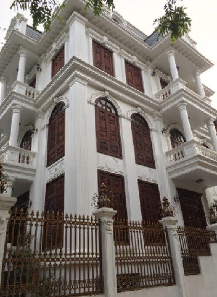 Bán nhà KĐT Định Công, Lê Trọng Tấn, 201m2, GaRa, Kinh Doanh