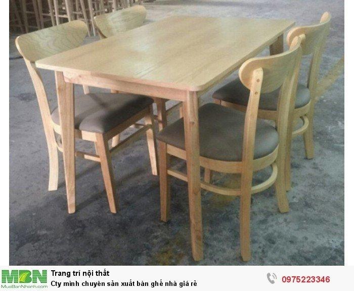 Bộ bàn ăn giá rẻ..0