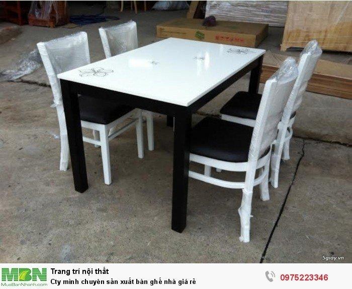 Bộ bàn ăn giá rẻ..1