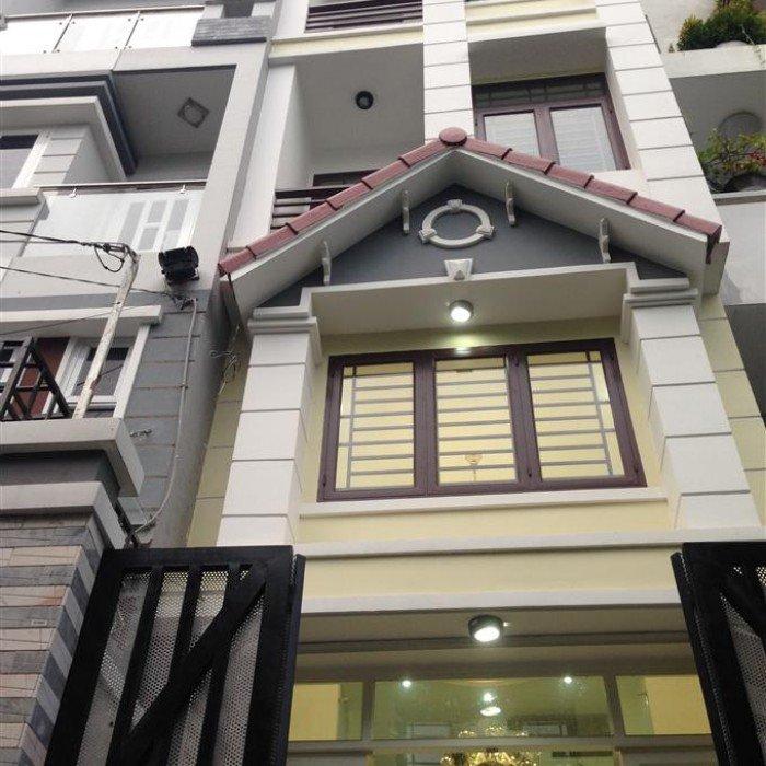 Nhà HXH Cách Mạng Tháng Tám, 190m2, 5 tầng