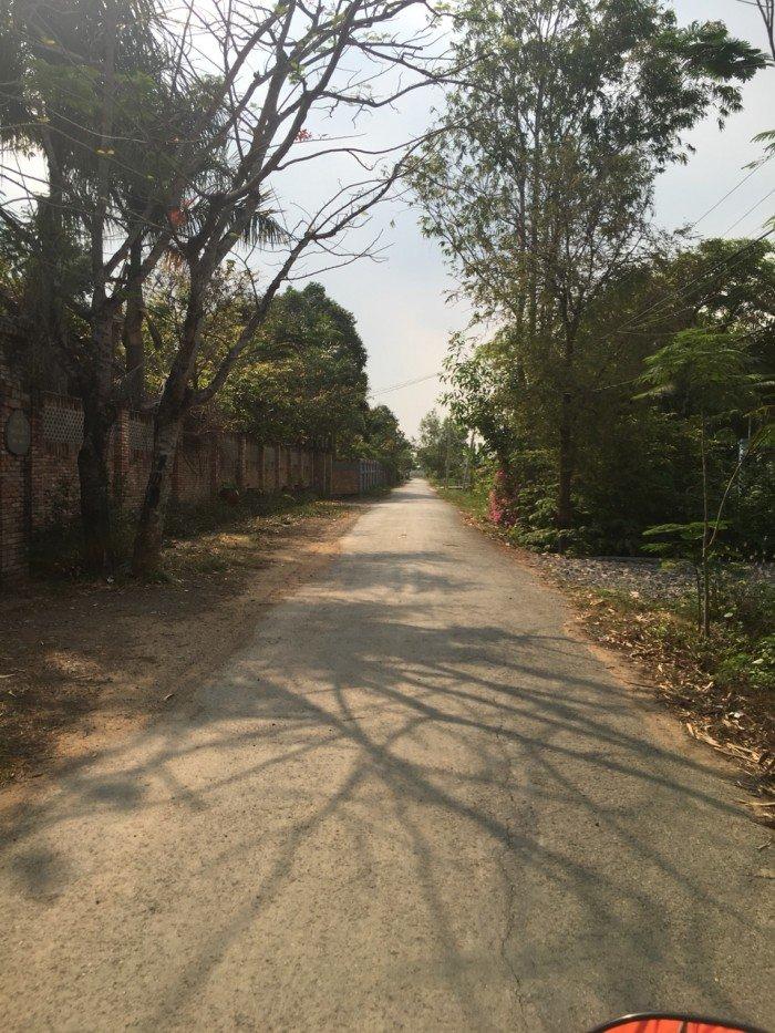 835m2 đất thổ cư, đường T14, xã Tân Qúy Tây, huyện Bình Chánh