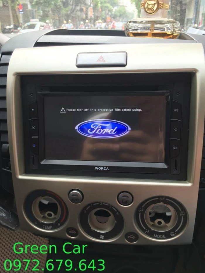 DVD cho Ford Everest