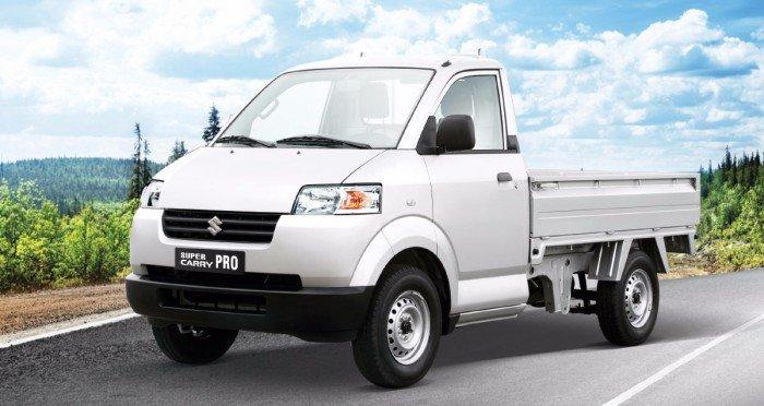 Xe tải nhỏ 7 tạ suzuki pro