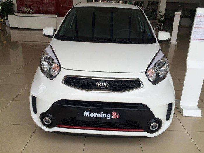 KIA MORNING - chương trình bán hàng tháng 4/2018 - lấy xe ngay