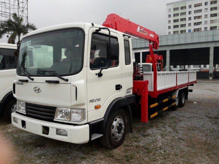 Xe tải Hyundai Hd210 tải trọng 13 tấn 5!!!!