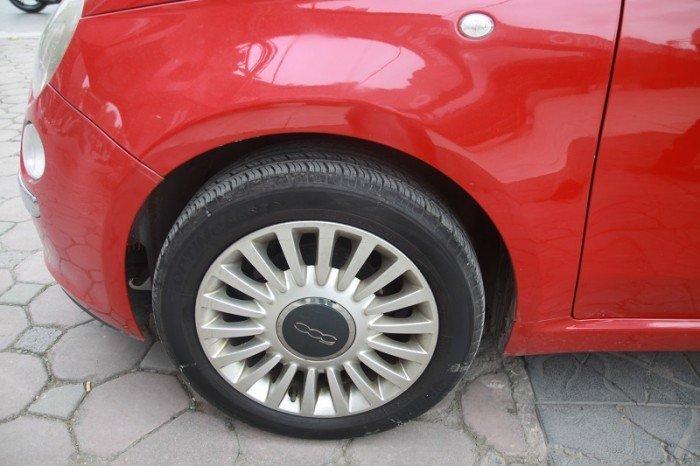 Fiat 500 sản xuất năm 2009 Số tự động Động cơ Xăng