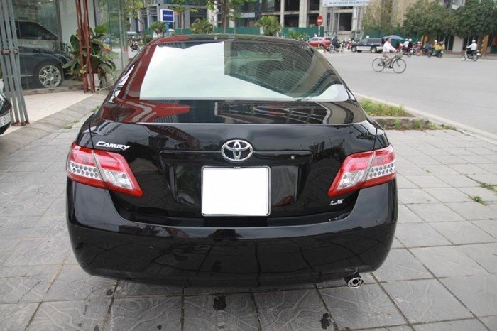 Toyota Camry LE 2009, xe một chủ đi từ đầu. 9
