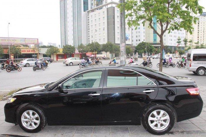 Toyota Camry LE 2009, xe một chủ đi từ đầu. 11