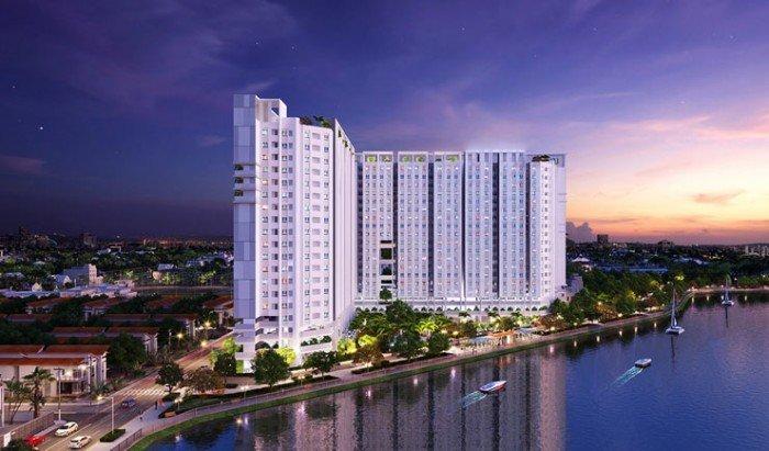 Sở hữu ngay căn hộ thông minh 2PN, 2TL trên đường Nguyễn Văn Linh, Full nội thất
