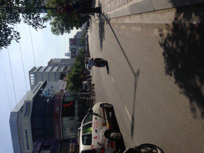 Bán nhà MT Thái Phiên, Q.11. DT: 3,4x16m, giá 6 tỷ