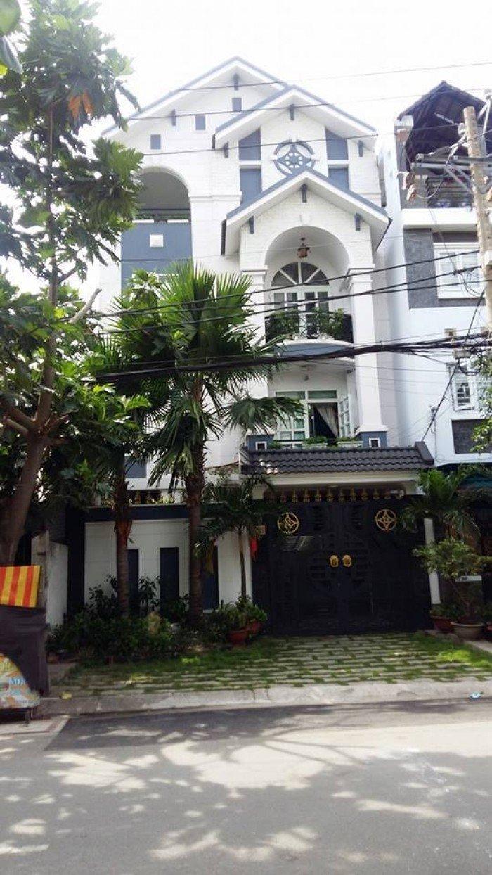 Bán Biệt Thự, 8x18.5m MT Nguyễn Quý Anh, P.Tân Sơn Nhì, Q.Tân Phú