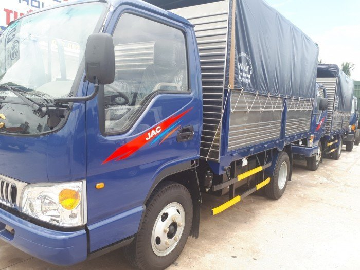 JAC Tải nhẹ sản xuất năm 2018 Số tay (số sàn) Xe tải động cơ Dầu diesel