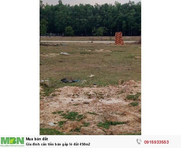 Bán lô đất shr tc100% gần chợ chỉ 440tr