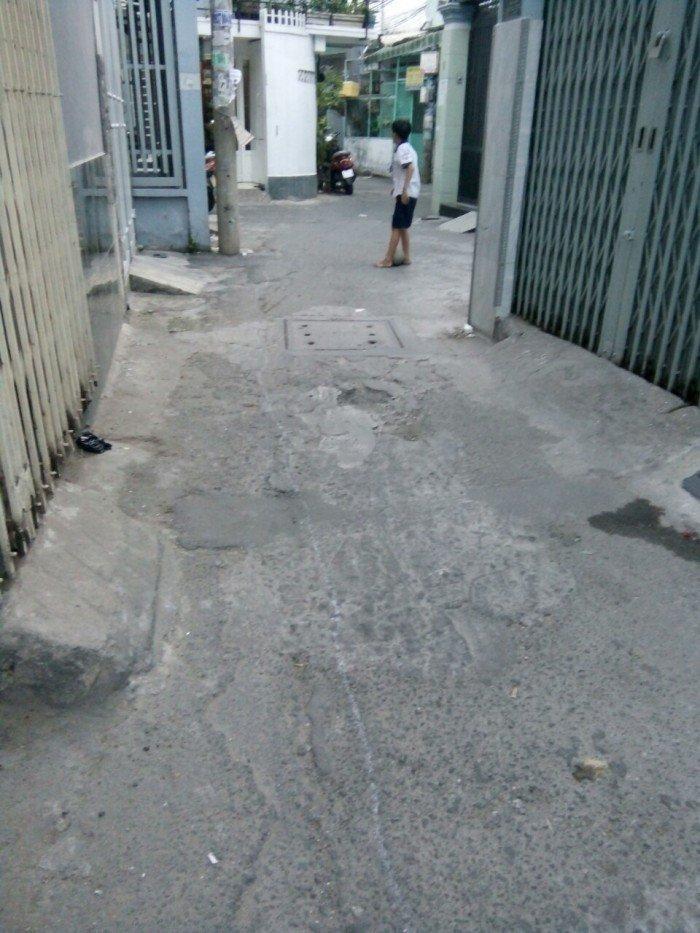 Bán nhà nhỏ xinh hẻm 16/....Trần Văn Ơn, P.Tân Sơn Nhì, Q.Tân Phú