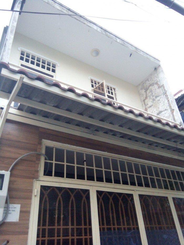 Bán nhà cấp 4 tiện xây mới Trần văn Ơn, P.Tân Sơn Nhì, Q.Tân Phú