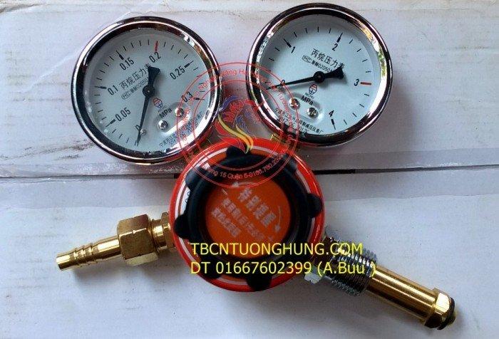 Đồng hồ gas richu