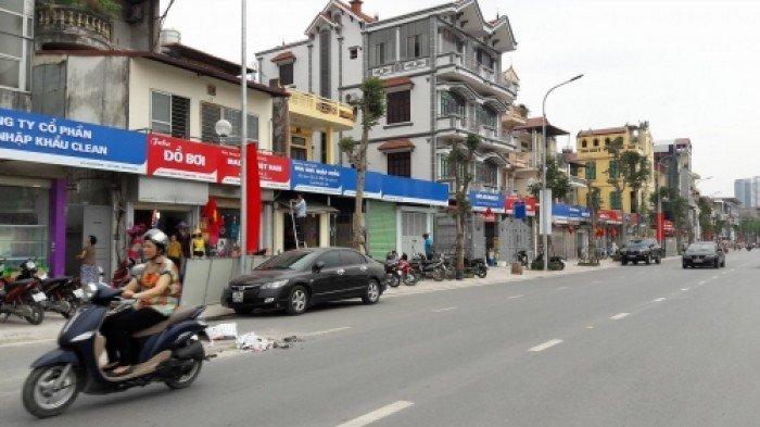Cần cho thuê căn nhà mặt phố Nguyễn Viết Xuân.mặt tiền 4.5m2.nhà 3.5 tầng.