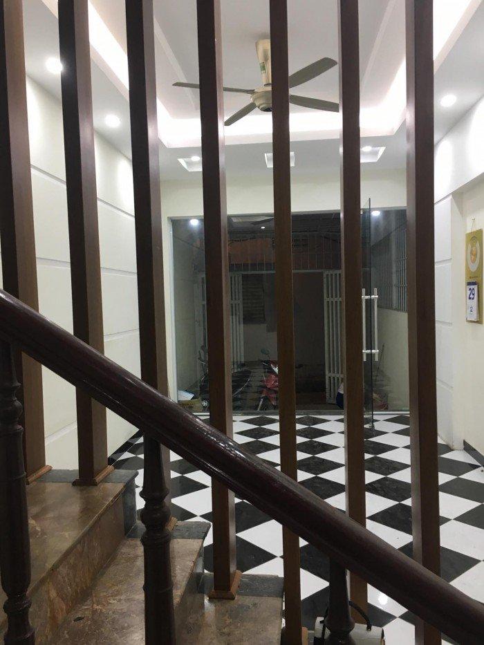 Chính chủ bán nhà 7 tầng xây mới gần hồ Pháo Đài Láng