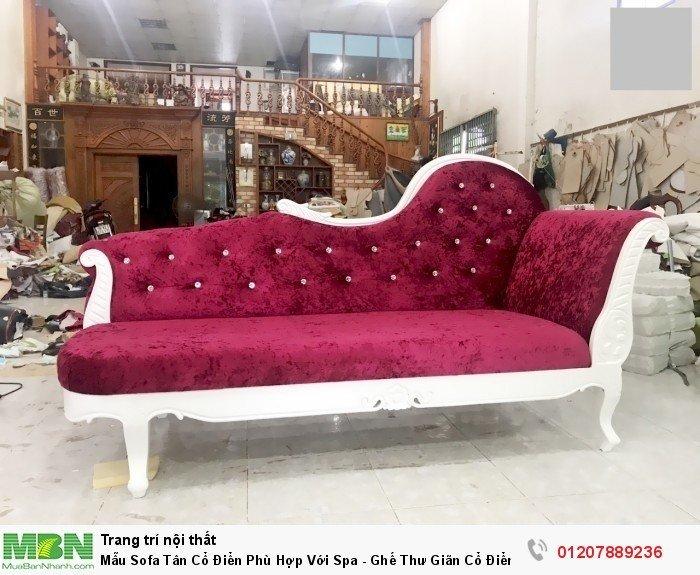 sofa thư giãn tân cổ điển đẹp7