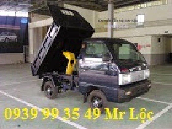 Suzuki Truck ben 500kg hỗ trợ 100% thuế trước bạ