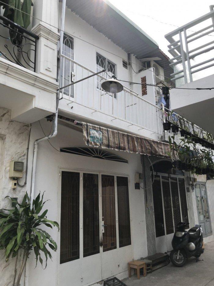 Cần Bán Nhà Hẻm Đẹp Đường T8 . P . Tây Thạnh . Tân Phú