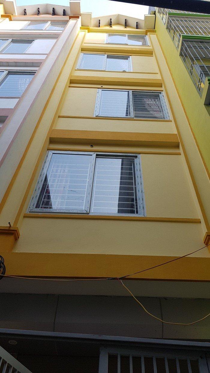 Bán nhà 38m2x4 tầng, tổ 12 Mậu Lương- P. Kiến Hưng- Hà Đông