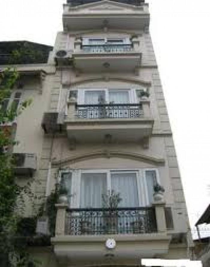 Nhà Mặt Tiền phố Tạ Quang Bửu 128m2 Ngang 6m Bán Gấp