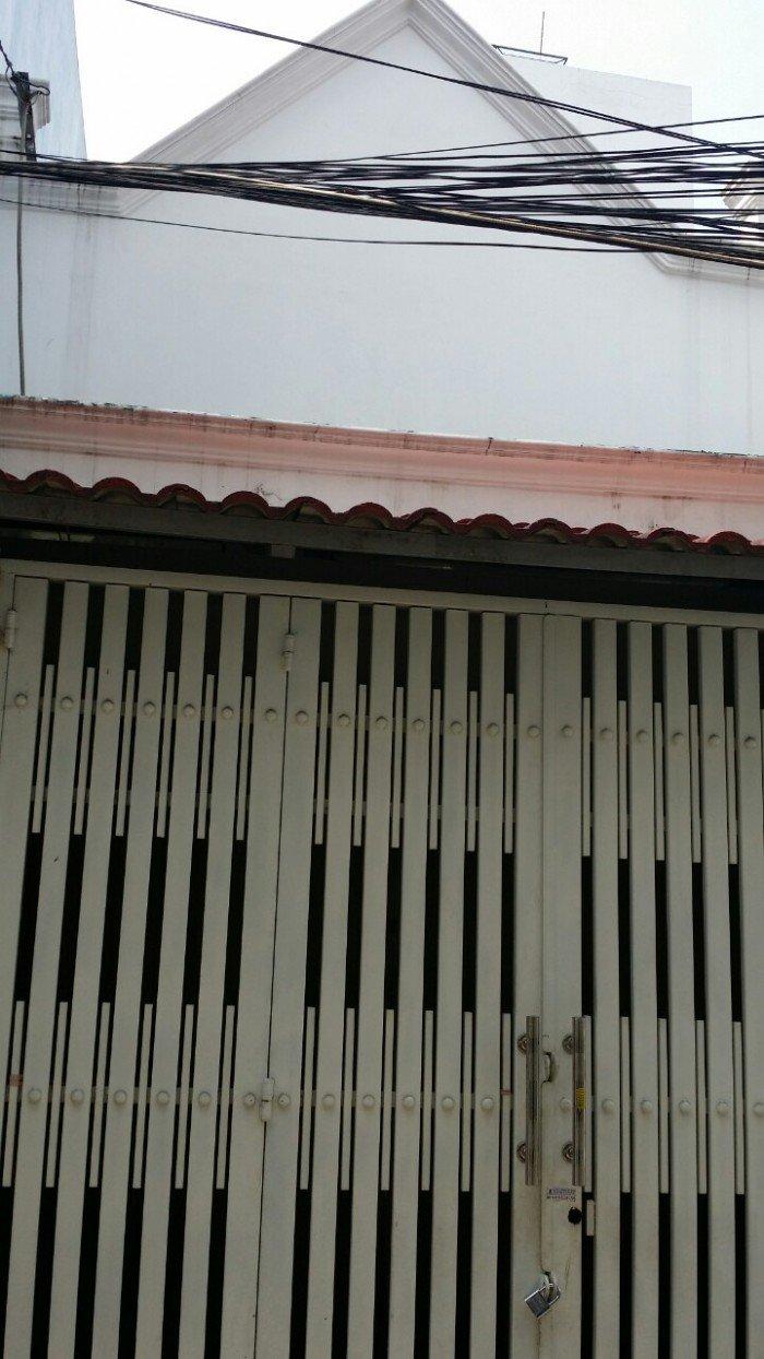 Nhà hẽm giá rẻ  đường Phùng Chí Kiên,DT 4m x 13m ,TL nhẹ, P.Tân Quý
