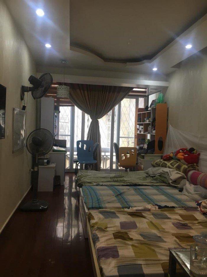 Bán nhà riêng Yên Hòa, dt 38m, 5 tầng, giá 3,3 tỷ.