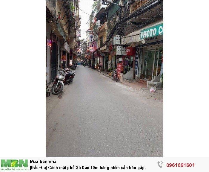 [Đắc Địa] Cách mặt phố Xã Đàn 10m hàng hiếm cần bán gấp.